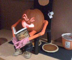 Pumpkin Pie funny picture