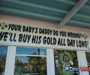 Baby Daddy funny picture