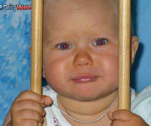 Baby in Jail