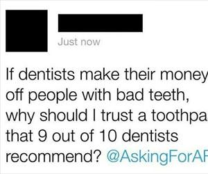 bad teeth