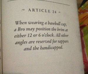baseball cap funny picture
