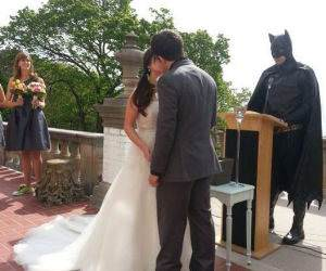 The Batman Wedding funny picture