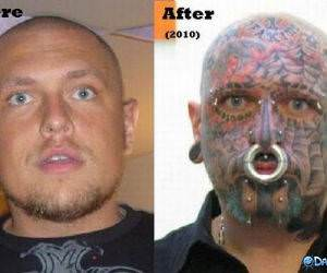 Before and After funny picture
