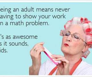 Being An Adult Today funny picture