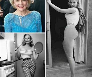 betty white in her 20s funny picture