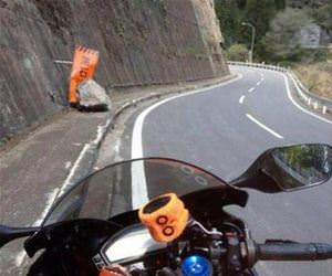 beware of falling rocks funny picture