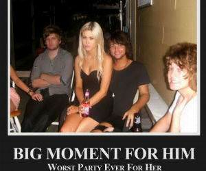 Big Moment funny picture