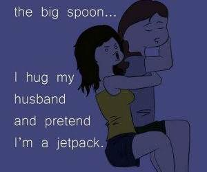 big spoon funny picture
