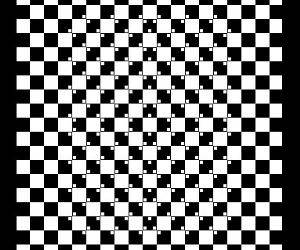 Black Boxes Illusion
