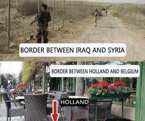 Borders funny picture