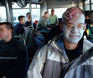 Brains Costume