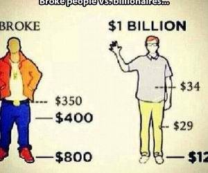 broke people funny picture