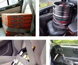 buckle up your loved ones funny picture