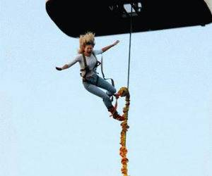 Bungee Jumper Chick