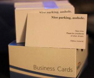 Business Cards funny picture
