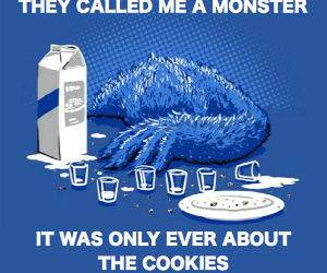 Called A Monster funny picture