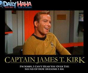 Captain James Kirk