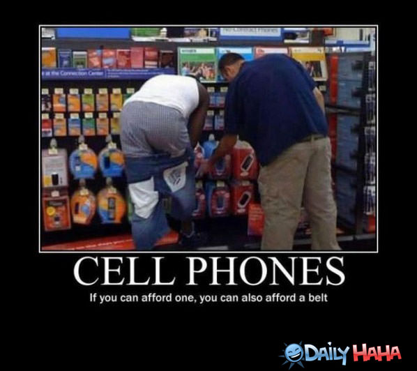 Cell Phones funny picture
