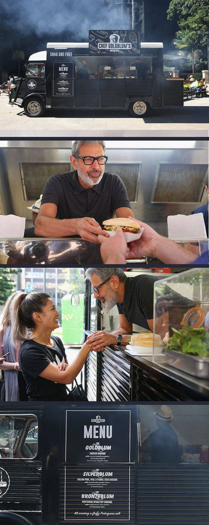 chef goldblum funny picture