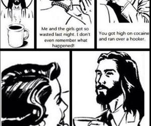 coffee with jesus funny picture