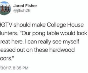 college house hunters funny picture