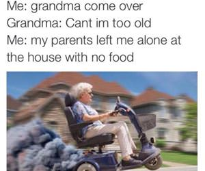 come save me grandma funny picture