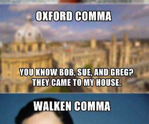 commas funny picture