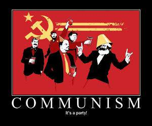 communism is a party