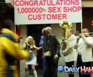 1 Millionth Customer Picture