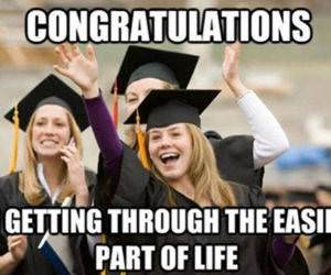 Congratulations New Graduate funny picture