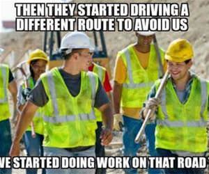 construction logic funny picture
