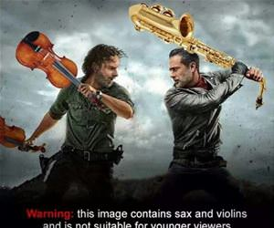 contains sax and violins funny picture