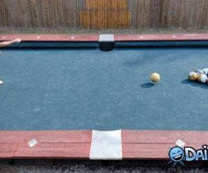 Cool Pool Table funny picture