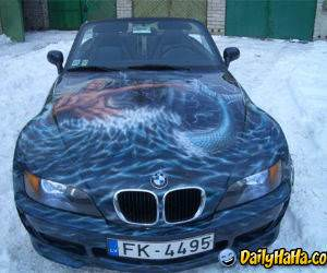 Cool Ass BMW Z3