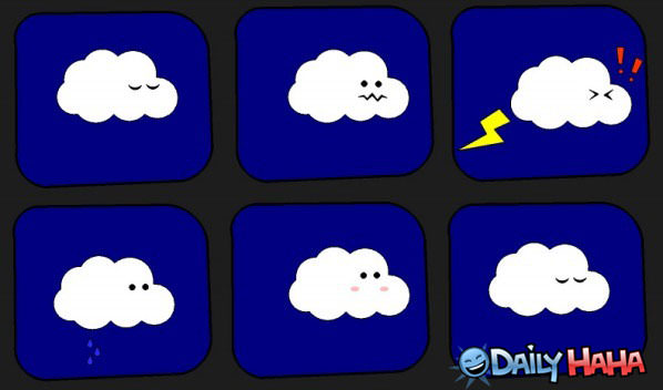 Cloud Gas funny picture