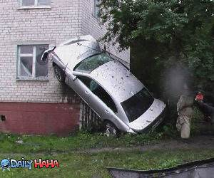 Wicked Car Crash