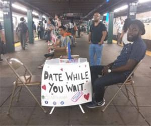 date while you wait funny picture