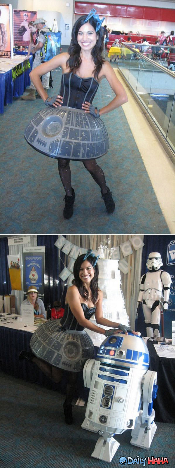 Death Star funny picture