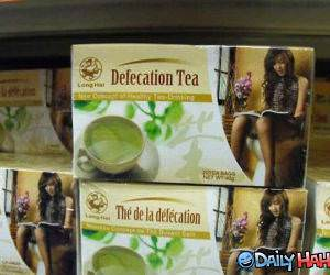 Delicious Tea funny picture