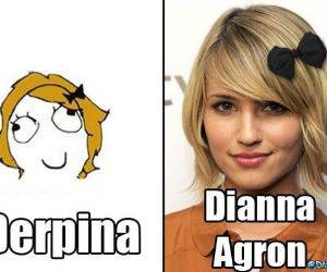 Derpina funny picture