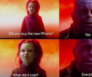 did you buy an iphone