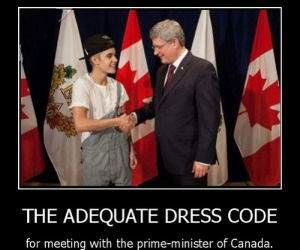 Dress Code funny picture