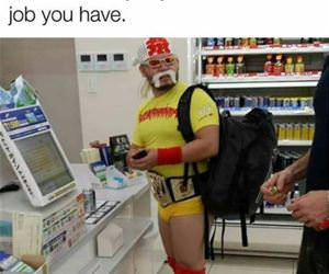 dress for the job you want funny picture