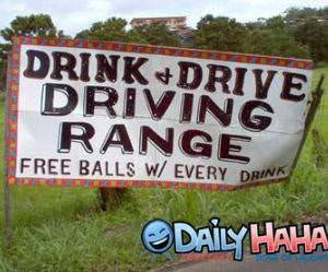 Drink and Drive