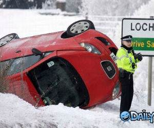 Drive Safely funny picture