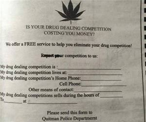 drug dealer cometition funny picture