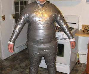 Duct Tape Suit