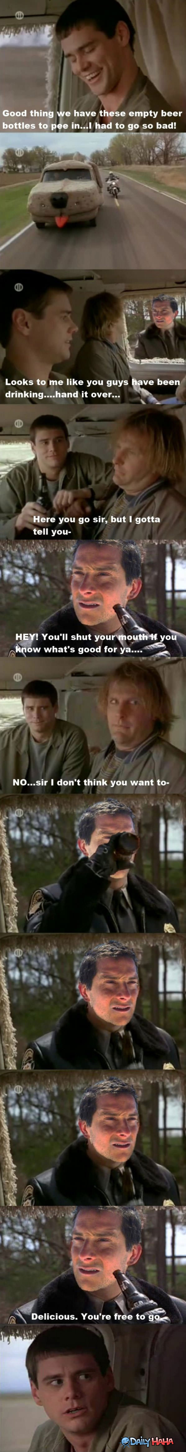 Dumb and Dumber funny picture