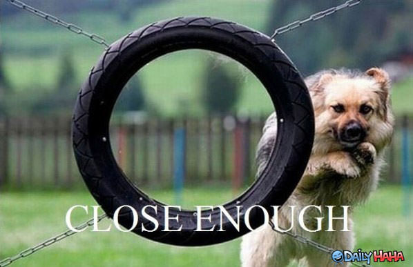 Close Enough funny picture
