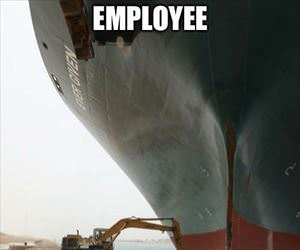 employee of the month ... 2